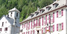Hotel con vista sobre el Circo de Gavarnie