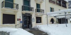 Hôtel moderne et cosy