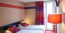 Hotel contemporaneo a Lourdes