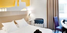 Hotel contemporáneo en Lourdes