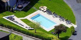 Hôtel moderne et contemporain au cœur de Lourdes