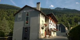A quiet family friendly hotel in Saint Lary