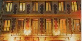 Hôtel*** au coeur du quartier historique de Tarbes