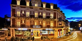 Stylish hotel in the centre of Lourdes