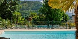 Hôtel de charme de la Belle Epoque au pied des Pyrénées