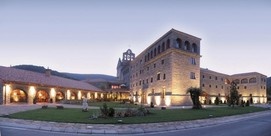 5 star hotel with spa in Boltana
