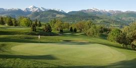 Hôtel haut de gamme sur le golf
