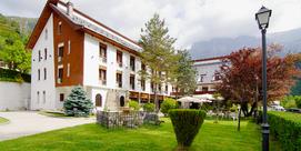 Hôtel 4* avec spa