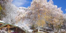 Camping éco village près de la Réserve du Pibeste