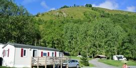 Camping au coeur du village typique et animé de Loudenvielle