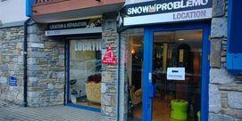 SNOW PROBLEMO