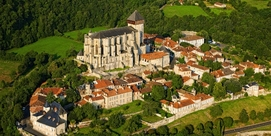 CATHEDRALE DE SAINT BERTRAND DE COMMINGES