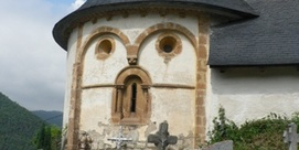 L'ÉGLISE PAROISSIALE NOTRE-DAME, SAINT-LAURENT DE JEZEAU