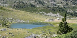 LAC D'AYGUES CLUSES