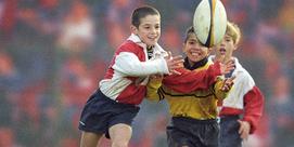 Rugby passion avec Baptiste Serin - 9 à 16 ans