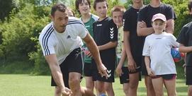 Handball Passion avec Jérôme Fernandez - 9 à 17 ans