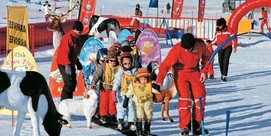 The perfect family skiing resort for Christmas