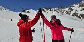 Esquí, placer incluido