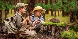 Copains cabanes - 8 à 12 ans