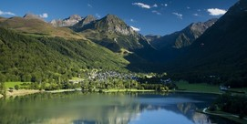 The Louron valley, a great walking resort