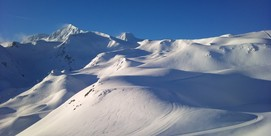 Pyrénées ski sans frontière