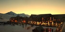 Paradis ski zen