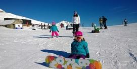 Ski fiesta pour Noël