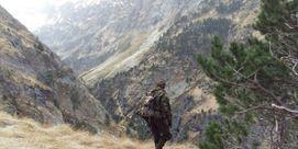Chasse d'exception dans les Pyrénées en vallée du Louron