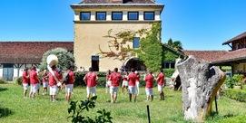 Journée Retro Vintage au Château BOUSCASSE