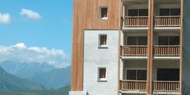 Tourist residence in Peyragudes
