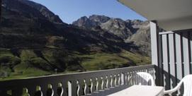 Résidence au Grand Tourmalet Pic du Midi