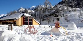 Village vacances arboré à Cauterets