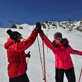 Ski, plaisirs compris