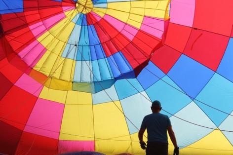 montgolfiere hautes pyrenees