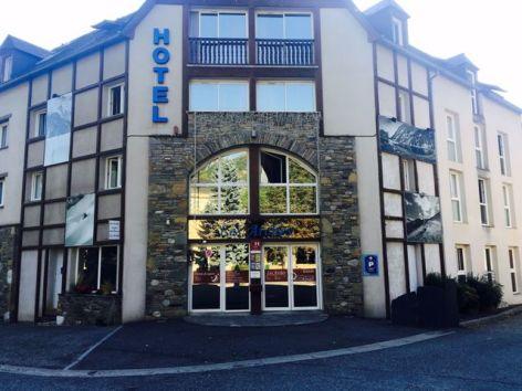 Hotel Saint Lary Pied Des Pistes